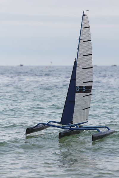 Mini 40 Carbosailing