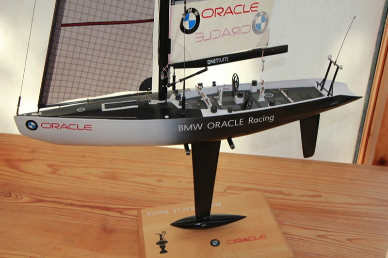 America cup Oracle RC